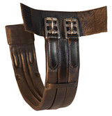 Luxury Leather Padded Show Girth