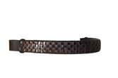 Chocolate and Havana Patent Leather Browband.