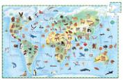 Djeco Observe World Animals Puzzle