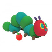 Eric Carle Super Dough Model Kit Very Hungry Caterpillar