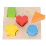 Goki Colour And Shape Board