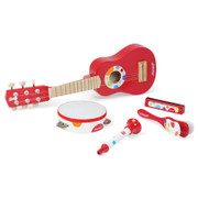 Janod Red Musical Set