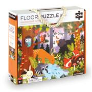 Petit Collage Enchanted Woodland Floor Puzzle