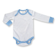 Sapling Little Boy Blue Long Sleeve Bodysuit