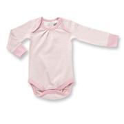 Sapling Dusty Pink Long Sleeve Bodysuit