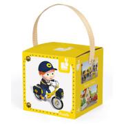 Janod Matteo Bike Puzzle