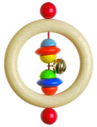 Heimess Rattle Ring, Beads and Discs