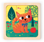 Janod Felix Cat Puzzle
