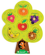 Janod Fruit Tree Puzzle
