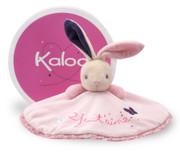 Kaloo Petite Rose Doudou Rabbit   Round