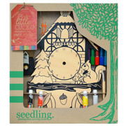 Seedling Paint your own Cuckoo Clock