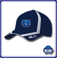 COV BEAR - BLK STADIUM CAP - NAVY