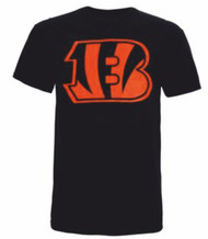Cincinatti Bengals T-shirt Black