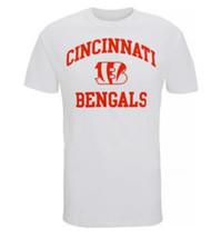 Cincinatti Bengals T-shirt White