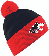 Warwick Uni American Football Two Tone Beanie