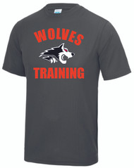 Warwick Uni American Football Dri-Fit T-Shirt Training Design