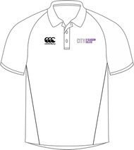 City of Glasgow SC Team Dry Polo
