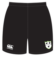 Worcs Women and Girls - Tech Short Junior (Black)