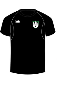 Worcs CCC Pathway  - Classic Team Dry T Shirt Junior (Black)