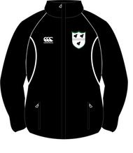 Worcs CCC Pathway - Classic Track Jacket (Black)