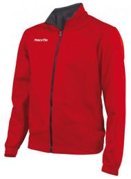 Miskar Track Jacket (Red)