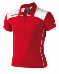 Logan Polo (Red/White)