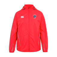 Stourbridge Rain Jacket  Red