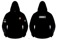 Warwick Uni Men's Cricket Black Hoody