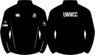 Warwick Uni Men's Cricket Zip Up Jacket