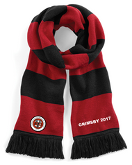 Grimsby Tour 2017 Scarf