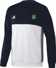 Overstone Park Cricket Club Junior Crew Neck Black Sweater