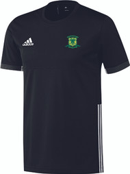 Overstone Park Cricket Club Men's Black Team Tee
