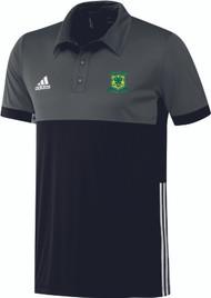 Overstone Park Cricket Club Junior Black ClimaCool Polo Shirt