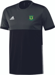 Overstone Park Cricket Club Junior Black ClimaCool Short Sleeve Tee