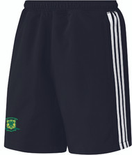 Overstone Park Cricket Club Men's Black Shorts