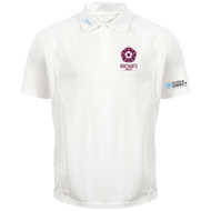 Northants Boys Team Cricket Short Sleeve Jersey - (Junior)