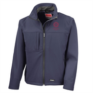 Northants Boys Team Soft Shell Jacket - (Junior)