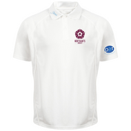 Northants Girls Team Cricket Short Sleeve Jersey - (Junior)