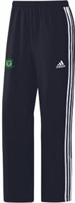 Overstone Park Cricket Club Men's Black Team Track pants