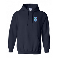 Milford Supporters Navy Hoody - Adults