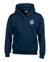 Milford Supporters Navy Hoody - Junior