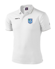 Milford Supporters White Draco Polo - Adult