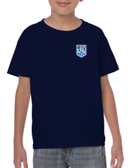 Milford Supporters Navy T-shirt  - Junior