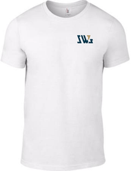 SW7 Small Graphic Logo White T-shirt