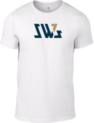 SW7 Large Graphic Logo White T-shirt