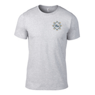 SW7 Small Graphic Logo 2 Grey T-shirt