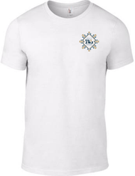 SW7 Small Graphic Logo 2 White T-shirt