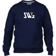 SW7 Large Graphic Logo  Navy Sweatshirt