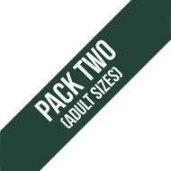 Leicester Tigers  Pack 2 - ( Adult)