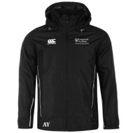 Longsands Academy Womens Full Zip Rain Jacket